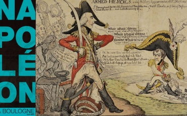 Exposition L'arme à l'œil, Napoléon par la caricature.