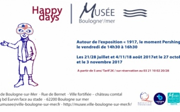 Happy Days - Autour de l'exposition « 1917, le moment Pershing »