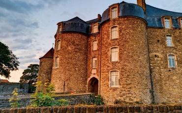 Visite accompagnée - Les clefs du château