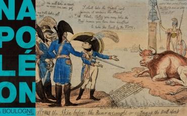 Visite lunch - Exposition L'arme à l'œil, Napoléon par la caricature