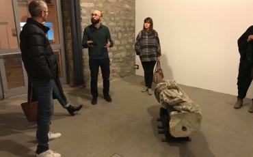 Rencontre avec l'artiste Donovan Le Coadou