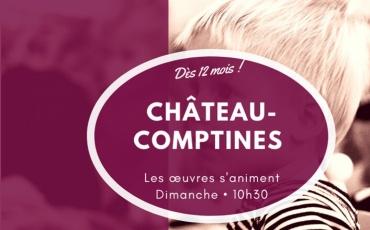 MUSÉE CHÂTEAU-COMPTINE - 20 MIN DE DÉCOUVERTE