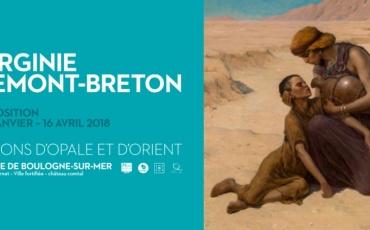 Visite-lunch - Virginie Demont-Breton (1859-1935)