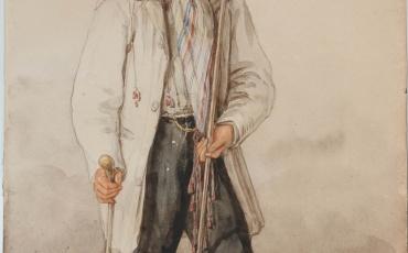 Exposition Auguste Mariette - L'artiste dans l'ombre du scientifique