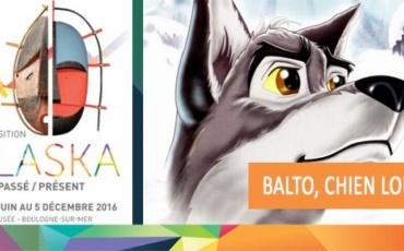 Cycle Cinéma - Balto, chien loup, héros des neiges
