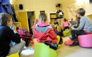 Ateliers jeune public - Les Happy days